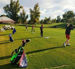 Junior Golf at Ocotillo